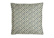 Highland Taylor Maze Navy Pillow