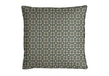 Highland Taylor Plush Frame Navy Pillow
