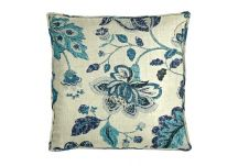 Robert Allen Spring Mix Ultramarine Pillow