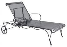 Tucson Adjustable Chaise Lounge