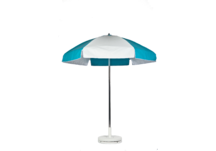 6½' x 6 panel Steel Lifeguard Umbrella