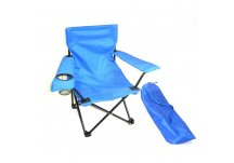 Folding Camp ChairBlue