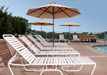 Country Club Strap Pool Furniture