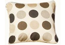 Mojito Coffee Bean Sunbrella Pillow, Sunbrella Pillows, outdoor pillows