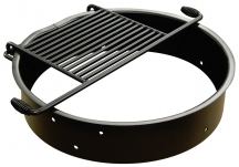 fire ring, commercial fire ring, fire pit