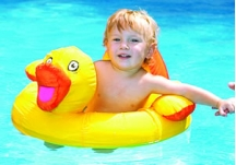 Duck Baby Float