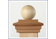 Nantucket Ball Finial