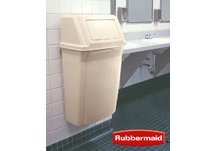 Rubbermaid Wall Mount Trash Can