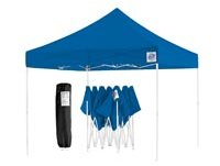 Enterprise II Shelter, portable shelters, pop up tents, ez up shelters, fold away displays