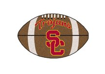 University of Southern California Football Rug