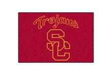 University of Southern California Starter Rug
