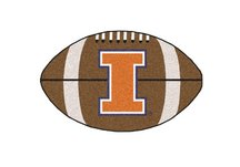 University of Illinois Football Rug