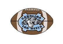 UNC - Chapel Hill Football Rug