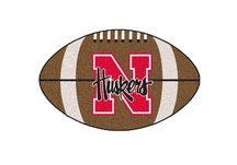 University of Nebraska Football Rug