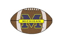 University of Michigan Football Rug