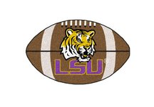 Louisiana State University Football Rug