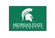 Michigan State University Starter Rug