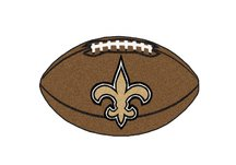 NFL - New Orleans Saints Football Rug