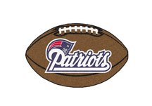 NFL - New England Patriots Football Rug