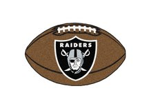 NFL - Oakland Raiders Football Rug