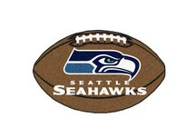 NFL - Seattle Seahawks Football Rug