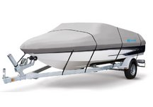 sporting equipment, sporting goods, sport equipment covers, boat covers, hurricane boat covers, gray