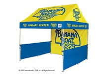 Hut II Shelters, portable shelters, portable canopies, ez up canopy, pop up tents