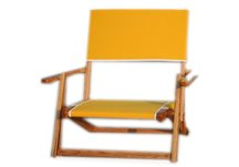 Oak Mini Sand Beach Chair, Mini Sand Beach Chair