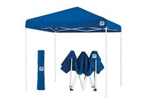 Pyramid II Shelter, ez up tents, portable shelters, compact shelters, vendor tents