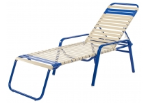 Regatta Strap Chaise Lounge