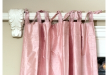 Tie Top Drapes