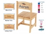 Aspen Single Chair - Personalized