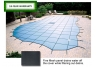 Ultra light pool cover