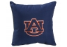 Auburn Tigers Throw Pillow