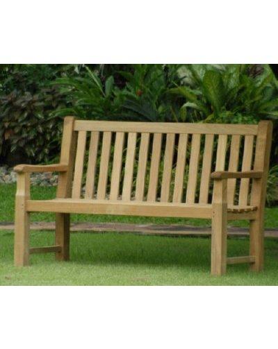 5 39 Teak Charleston Bench Teak Furniture Outlet