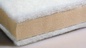 DCS Deluxe Foam Filling