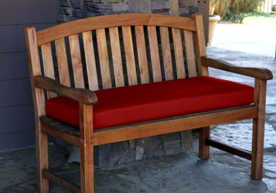 Custom Bench Cushions