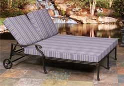 cushions chaise room living patio chair exquisite