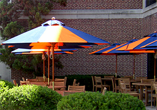 Restaurant Umbrellas