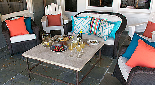 Outdoor Furniture Cushions From Cushion Source