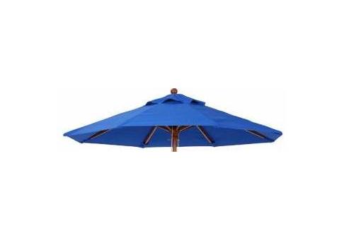 7.5ft Market Umbrella Replacement Canopy  sc 1 st  Umbrella Source & 7.5u0027 Wood Market Replacement Umbrella Canopy   Umbrella Source