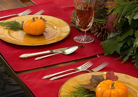 Holiday Collection Placemats