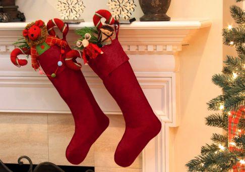 holiday collection christmas stockings - Classic Christmas Stockings