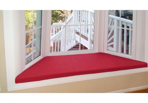 trapezoid bay window cushion custom bay window cushion cushions standard trapezoid sourceca