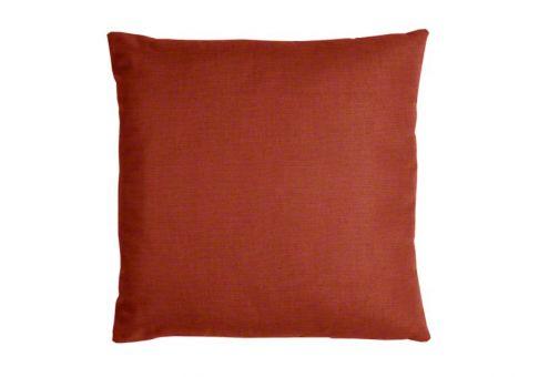 17 Quot Sunbrella Terracotta Throw Pillow Cushion Source Ca