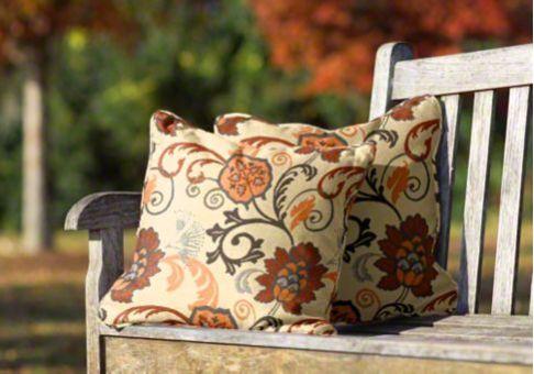 17 Quot Sunbrella Elegance Marble Throw Pillow Cushion Source Ca
