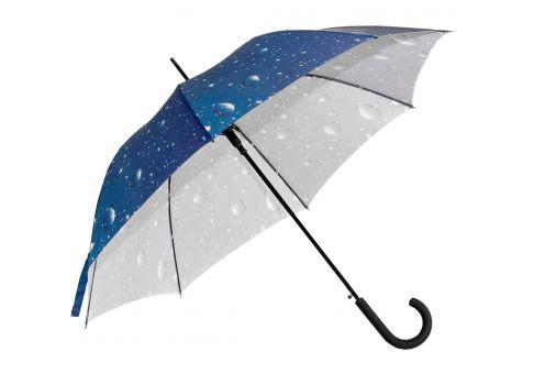 Auto Open Rain Drop Print Umbrella Umbrella Source