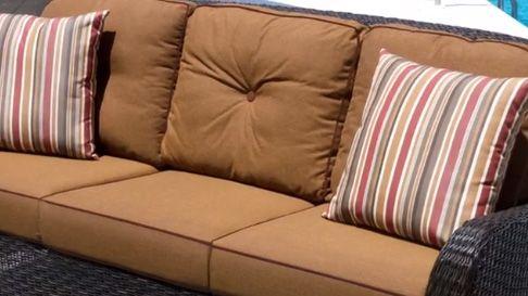 Custom Replacement Sofa Cushions 3 Backs