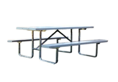 Standard PT Series Picnic Table Frame Commercial Site Furnishings - Commercial picnic table frames