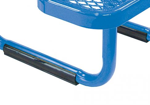 Picnic Table Leg Protectors Commercial Site Furnishings
